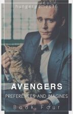 Avengers Preferences and Imagines Book 4 by hungergames36