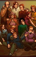 The Royal Family (Fred X Harry X George) by wolfstar_walla