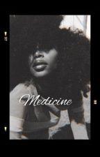 Medicine// H.S. {AU} by issa_harry