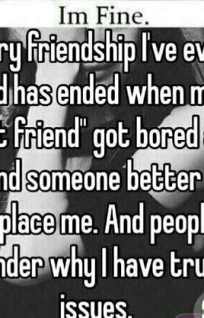 Depression Quotespoems Broken Poem Wattpad Best Quotes About Lost Friendships