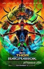 Thor: Ragnarok by Aria-Lina