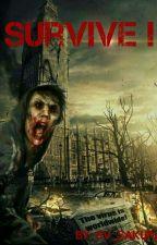Survive ! (BTS x Reader)【 Zombie Apocalypse】 by sv_sakura