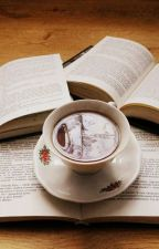 Coffee And Books The Best Combination by Fairy_Tail9798
