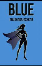 Blue-Avengers by anusharajasekar