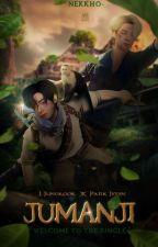 JUMANJI+BTS by jeonnie-