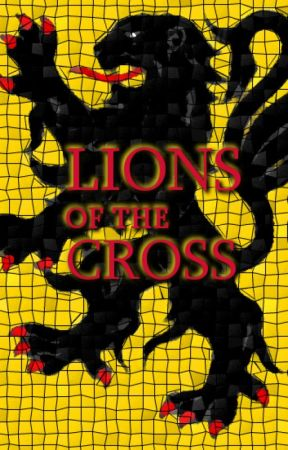 Lions of the Cross by kandiliotis