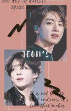 Jeon's -jjk by jiminklein_
