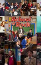 School Of Rock (COMPLETED) by aestheshits_04