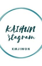 KAIHUN'stagram by kmjiwon