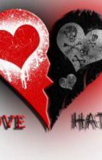 Dashuri dhe urrejtje by Stelaa1111