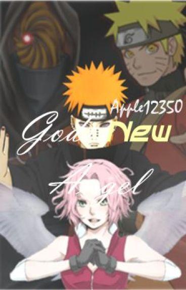 Gods New Angel-Naruto Fanfic (Pein x Saku)