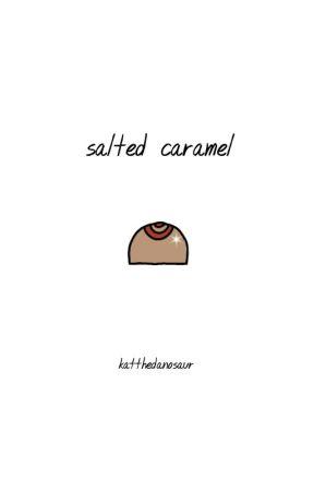 salted caramel   g.bluemoon by KatTheDanosaur