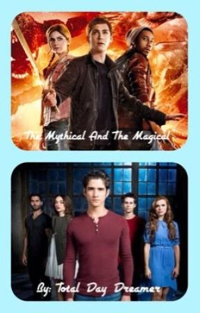 The Mythical and The Magical (A Teen Wolf and Percy Jackson crossover) by Total_Day_Dreamer