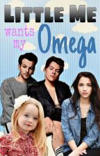 Little me wants my omega (Larry Stylinson) by AColateralEffect