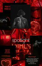 Spotlight    Lil Peep by winkwinkpink