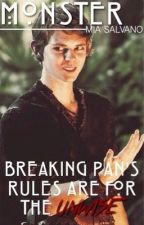 Monster // Peter Pan (Robbie Kay) (OUAT) by xdreamshade