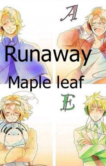 Runaway Maple leaf