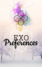 ➹ EXO Preferences | ot12 | Accepting Requests by jasmine321151