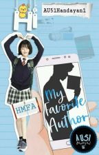 Hi, My Favorite Author by akuausi