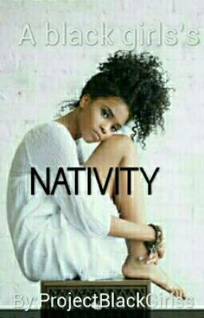 A black girls nativity  by ProjectBlackGirlss