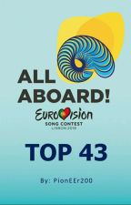 Top 43 (Eurovision 2018)  [UNDER EDITING] by PionEEr200