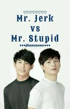 Mr. Jerk  VS Mr. Stupid (BOYXBOY) by jhanonono