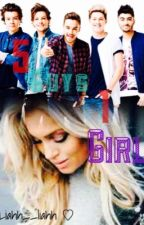 5 Guys 1 Girl (One Direction)*Editing* by Liahh__Liahh