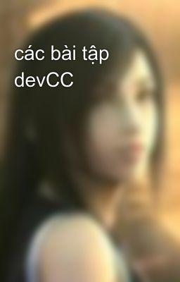 Đọc truyện các bài tập devCC