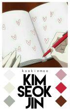 KIM SEOKJIN • KSJ (Editing) by kookiemoo
