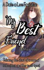 [1] Date a Live: My Best Friend (Kurumi Tokisaki x Male Reader) by 2cinnabonz