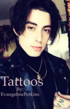 Tattoos (A Ronnie Radke Love Story) by EvangelinePerkins