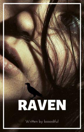 Raven by booodiful