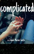 complicated; jonah marais  by sadboiseavey