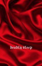 Deadly Sleep ♠︎ jjk x myg by yksdumbwife