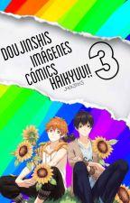 Dounjinshis, Imágenes, Cómics Haikyuu!! 3 by J4ck3l1n3