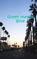 Green meets Blue by Foxy_312