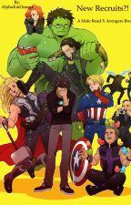 New Recruits?! Avengers X Male Reader by AlphaKaiOmega