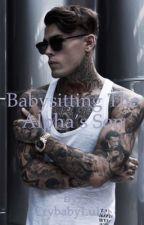 Babysitting The Alpha's son  by CrybabyLuLu