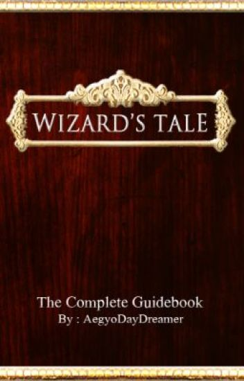 Wizard's Tale Guidebook ✔