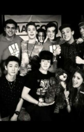 Magcon Imagines by ShortLikeElric