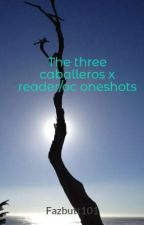 The three caballeros x reader/oc oneshots by Fazbutt101