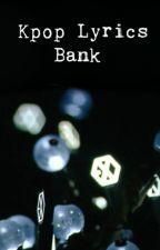 Kpop Lyrics Bank Book 5 by fite_cuddles