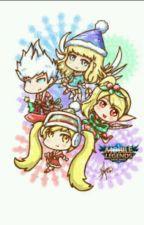 Mobile Legend:Chat by Dark_MiyaMoon