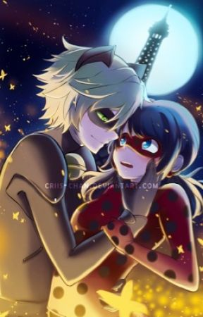 Someone there for me//Marinette X Chat noir by GigiThePug