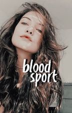 1| Blood sport [SCOTT MCCALL] by destinee0828
