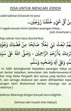 Sebuah Catatan Doa Memohon Rezeki Yang Halal Wattpad