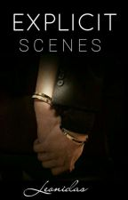Explicit Scene by LEONIDAS_Lee