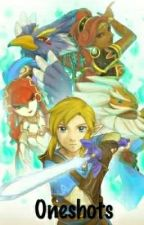 Legend Of Zelda Oneshots REQUESTS CLOSED by that1girl_overthere