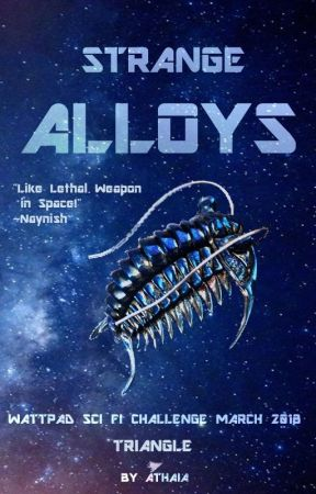Strange Alloys by Athaja