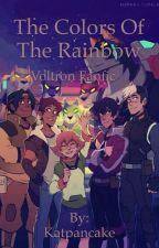 The Colors Of The Rainbow: Voltron Fanfic, Klance Smut by Katpancake